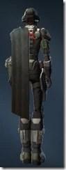 Bionic Raider - Female Rear