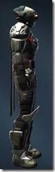 Bionic Raider - Male Right