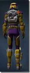 Holoshield Trooper Dyed Rear