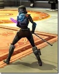 Holoshield Trooper Effect Rear