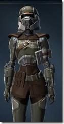 Holoshield Trooper - Female Close