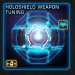 Holoshield Weapon Tuning