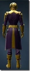 Intelligence Agent Dyed Rear