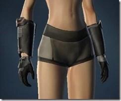 Intelligence Agent's Gloves