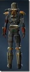 Apex Predator Male Rear