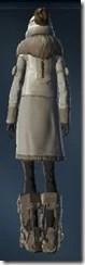 Arctic Trooper - Female Rear