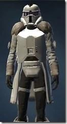 Arctic Trooper - Male Close