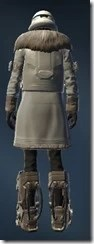 Arctic Trooper - Male Rear