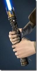 Arn's Unshielded Lightsaber Front