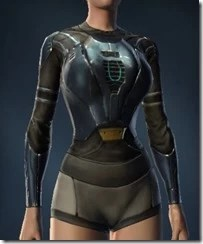 Chestguard of Flawless Riposte - Female