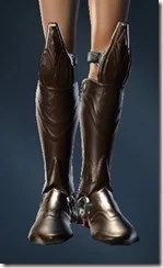 Dashing Blademaster's Boots - Female