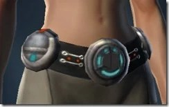 Death Knell Belt - Female