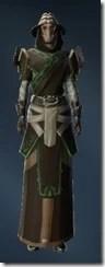 Efficient Termination - Female Front