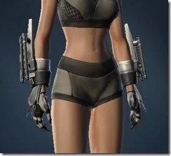 Force Bound Gauntlets - Female