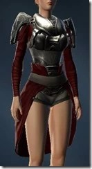 Hunter Killer's Body Armor