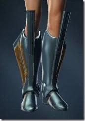 Lord of Pain Boots - Female