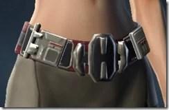 Precise Targeter's Belt