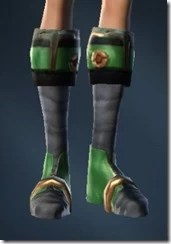 Quick Thinker's Boots