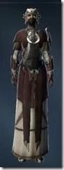 Saber Master Female Front
