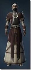 Saber Master Male Front