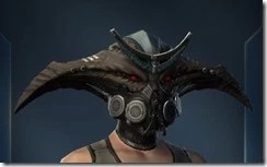 Shadow Purger's Headgear - Female