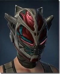 Soulbender's Headgear - Female