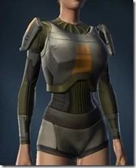 Strategist's Body Armor