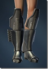 The Undying Boots - Female