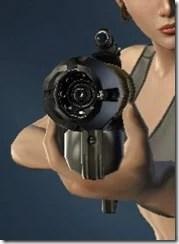 Unshielded Blaster Rifle Front
