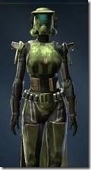 Veteran Ranger Female Close