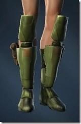 Veteran Ranger's Boots