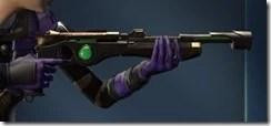Royal Blaster Rifle Right