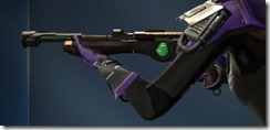 Royal Blaster Rifle Side