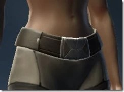 The Undying Belt - Female