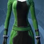 Deep Green and Black Dye ModuleDye Module