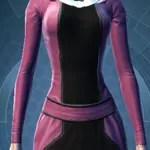 Deep Pink and Black Dye ModuleCartel Market
