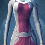 White and Deep Pink Dye ModuleCartel Market