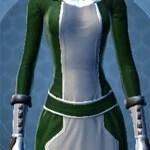 Dark Green and WhiteDye Kits