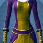 Dark Purple and Deep YellowDye Kits