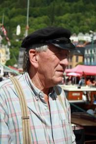 Nils Harald Lie i Torgdagen