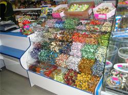 купить витрину для конфет недорого в Саратове
