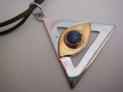 Dreifaltigkeit Auge Gottes 4