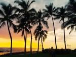 ハプナビーチ サンセット