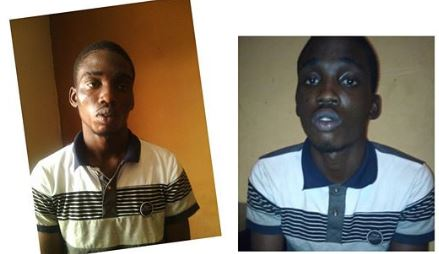 Ehud - Police nab 18-year-old over tithes, offerings theft