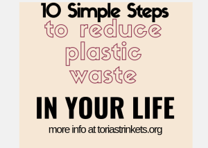 10 EASY SWAPS FOR A PLASTIC FREE LIFE