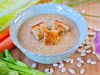 Monticello White Bean Soup Main