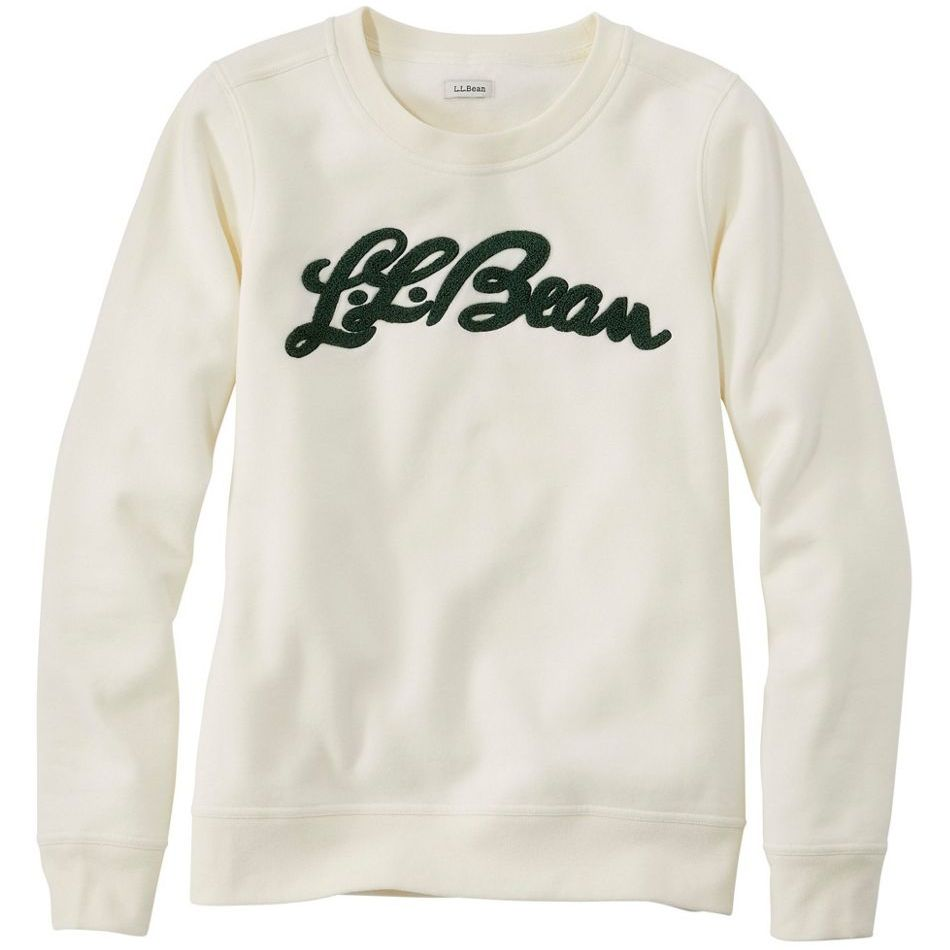 Women's Logo Crew-Neck Sweatshirt