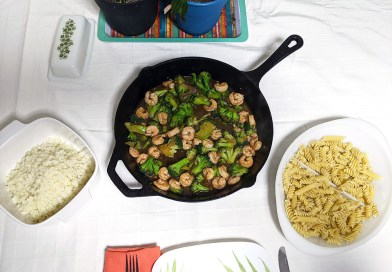 What I Made For Dinner This Week: New Recipes