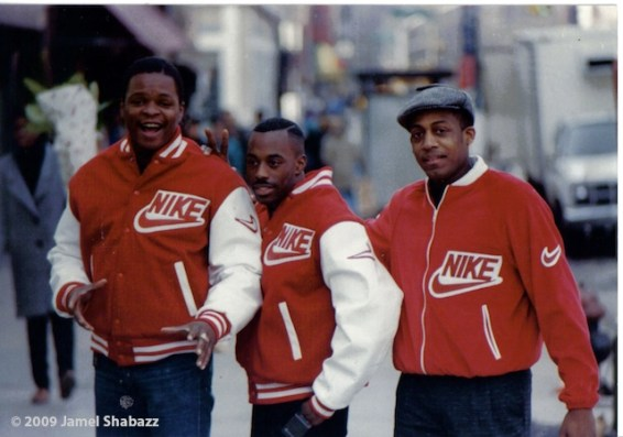 Hip-Hop example of the subculture showing of branded clothing.http://www.jamelshabazz.com/images/gallery3/index%2024.jpg