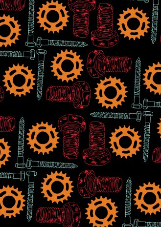Screw pattern2